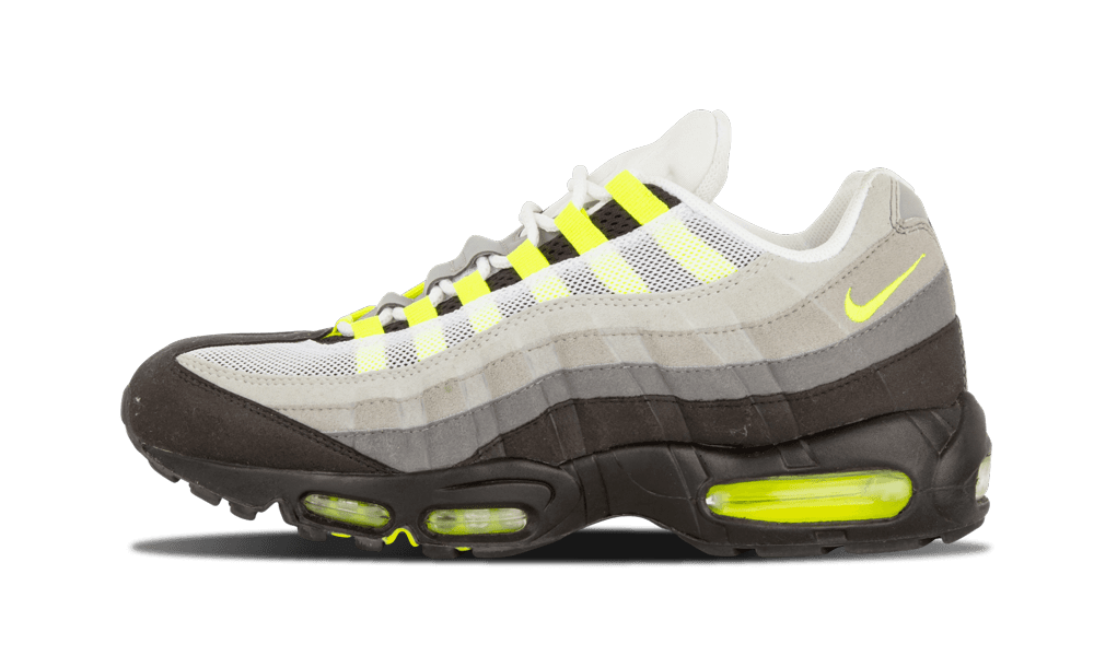 Nike Air Max '95 'Neon' Shoes - Size 10.5