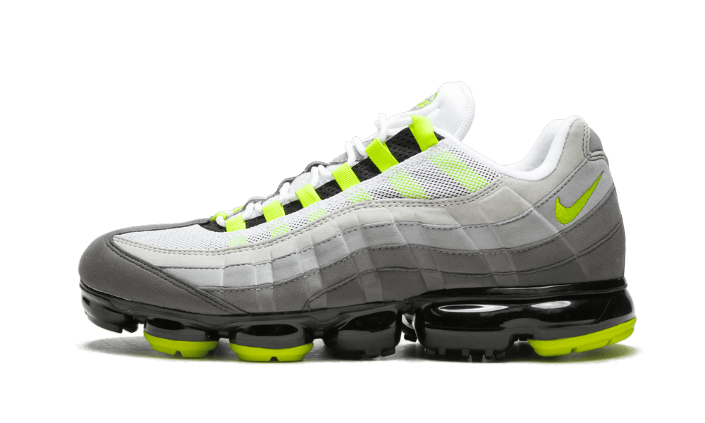 Nike Air Vapormax '95 'Neon' Shoes - Size 6.5