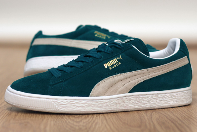 Puma Suede Teal  Disponible  Sneakers