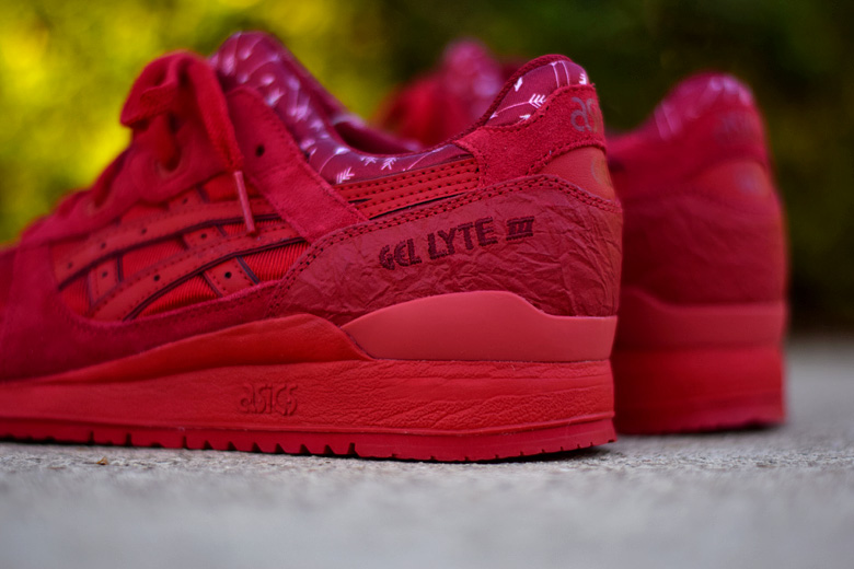 Asics Gel Lyte 3 Valentines Day Sneakers