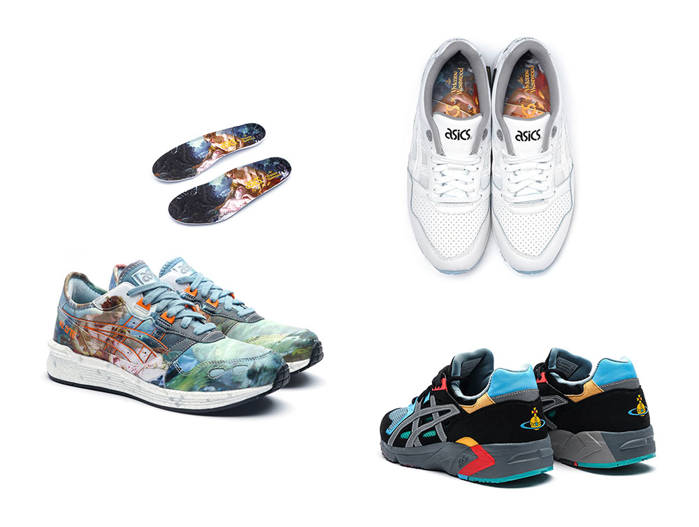 Vivienne Westwood x Asics - Part.2 - Sneakers.fr