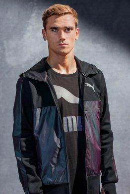 PUMA presenta su nueva colección de ropa evoAPPAREL que llevará Antoine Griezmann y que estará disponible en exclusiva en Footlocker Europe