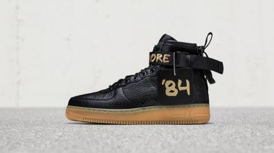 """Nike Special Field Air Force 1 Mid """"For Baltimore"""""""