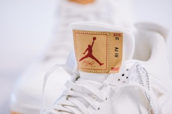 Levi's x Air Jordan collab