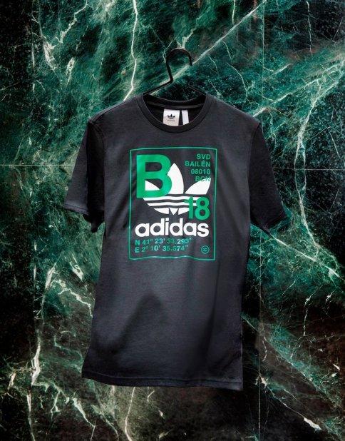 adidas x sivasdescalzo Trefoil T-shirt