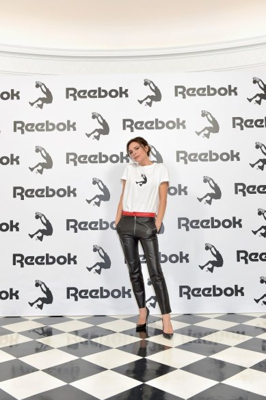 The Merch Collection Reebok x Victoria Beckham w/ Shaquille O'Neal