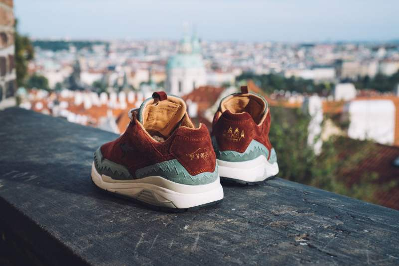 Footshop x KangaROOS Ultimate 3 - anniversary collab