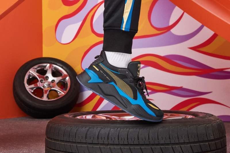 PUMA RS-X Toys Hot Wheels 'Bone Shaker'