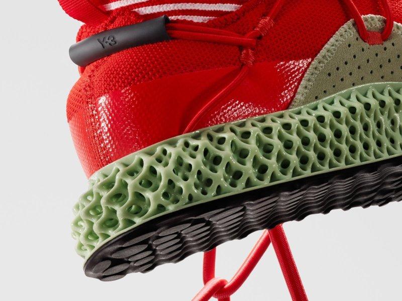 adidas y3 4D Runner