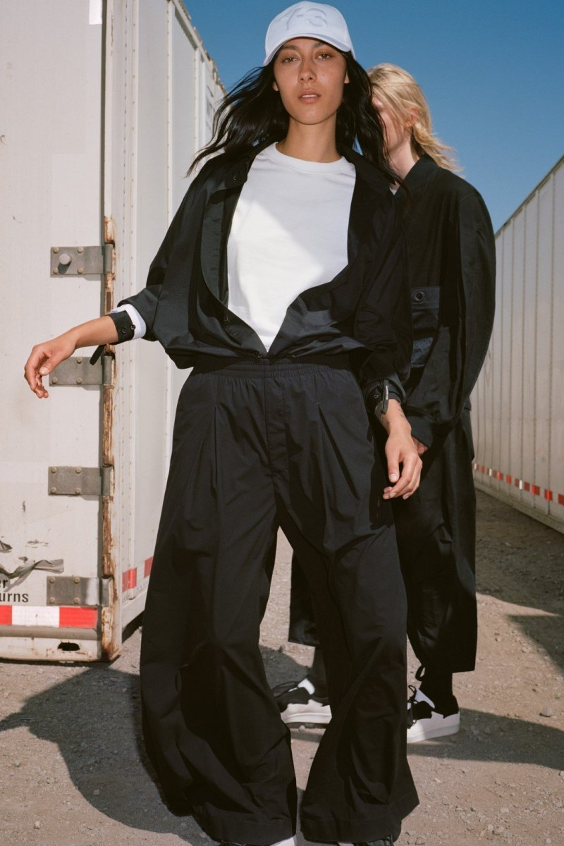 Adidas Y-3 SS 2019 collection