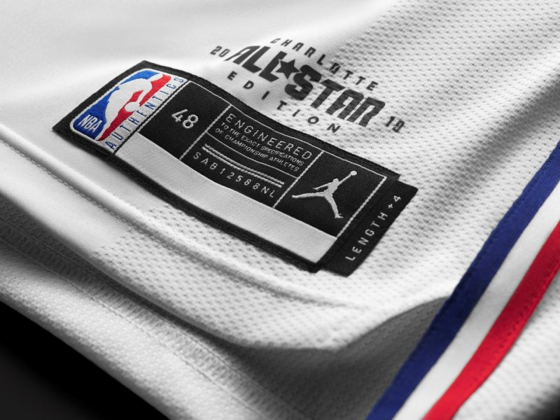 All-Star Game 2019 Nike uniforms