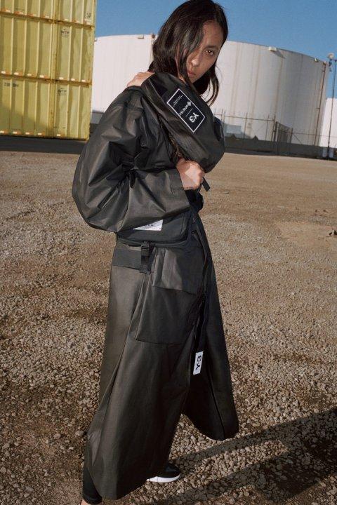 Y-3 Gore-Tex Coat and Hoodie SS19