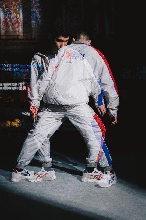 ASICSTIGER GEL-DS TRAINER™ x Carnival Muay Thai - apparel