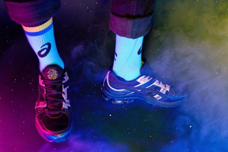 ASICS Future Metallic Pack 5 - ASICS TIGER I Love Sneakers
