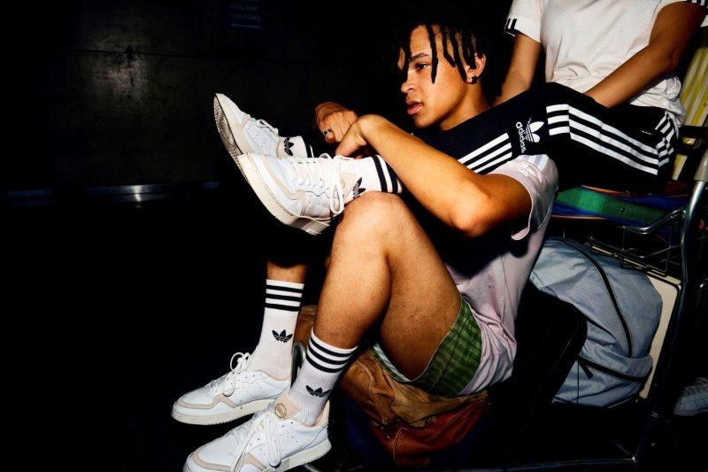 "adidas Originals ""Home of Classics"" pack 5 - Adidas I Love Sneakers"