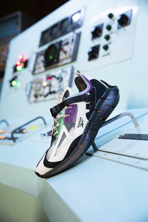 10 - Reebok I Love Sneakers