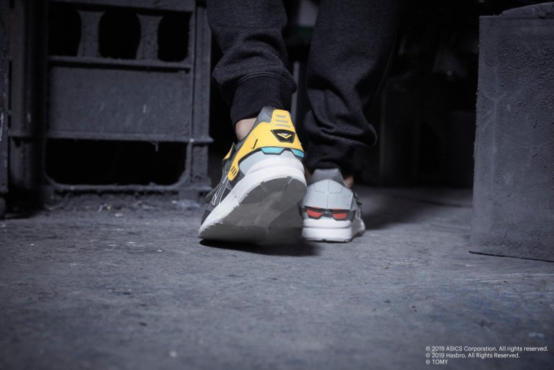 "ASICS x Hasbro ""Transformers"" 2 - ASICS TIGER I Love Sneakers"