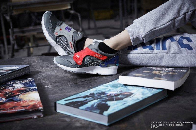 "ASICS x Hasbro ""Transformers"" 12 - ASICS TIGER I Love Sneakers"