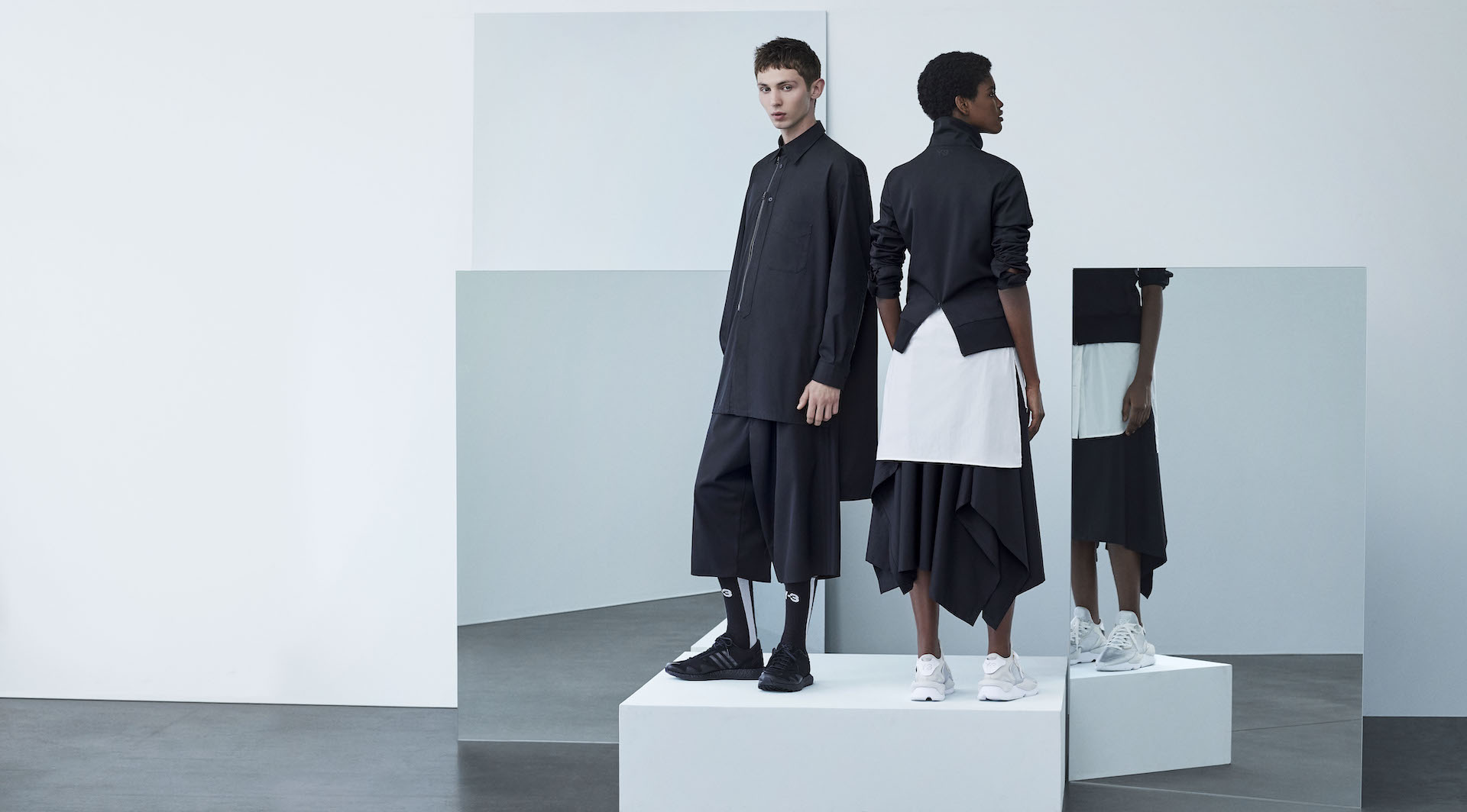 Y-3 SS20: Craft 2 - Y-3 I Love Sneakers