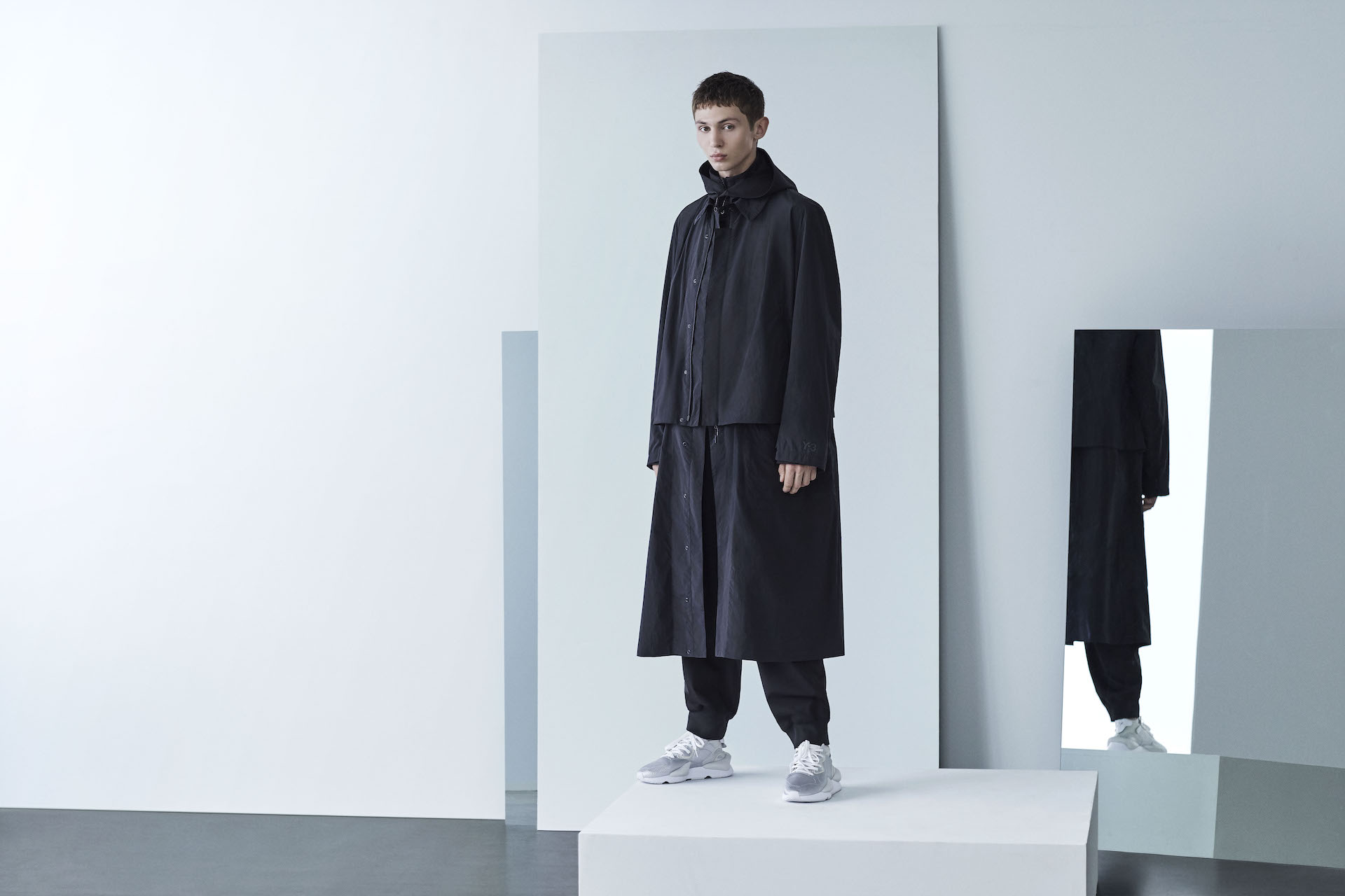 Y-3 SS20: Craft 8 - Y-3 I Love Sneakers