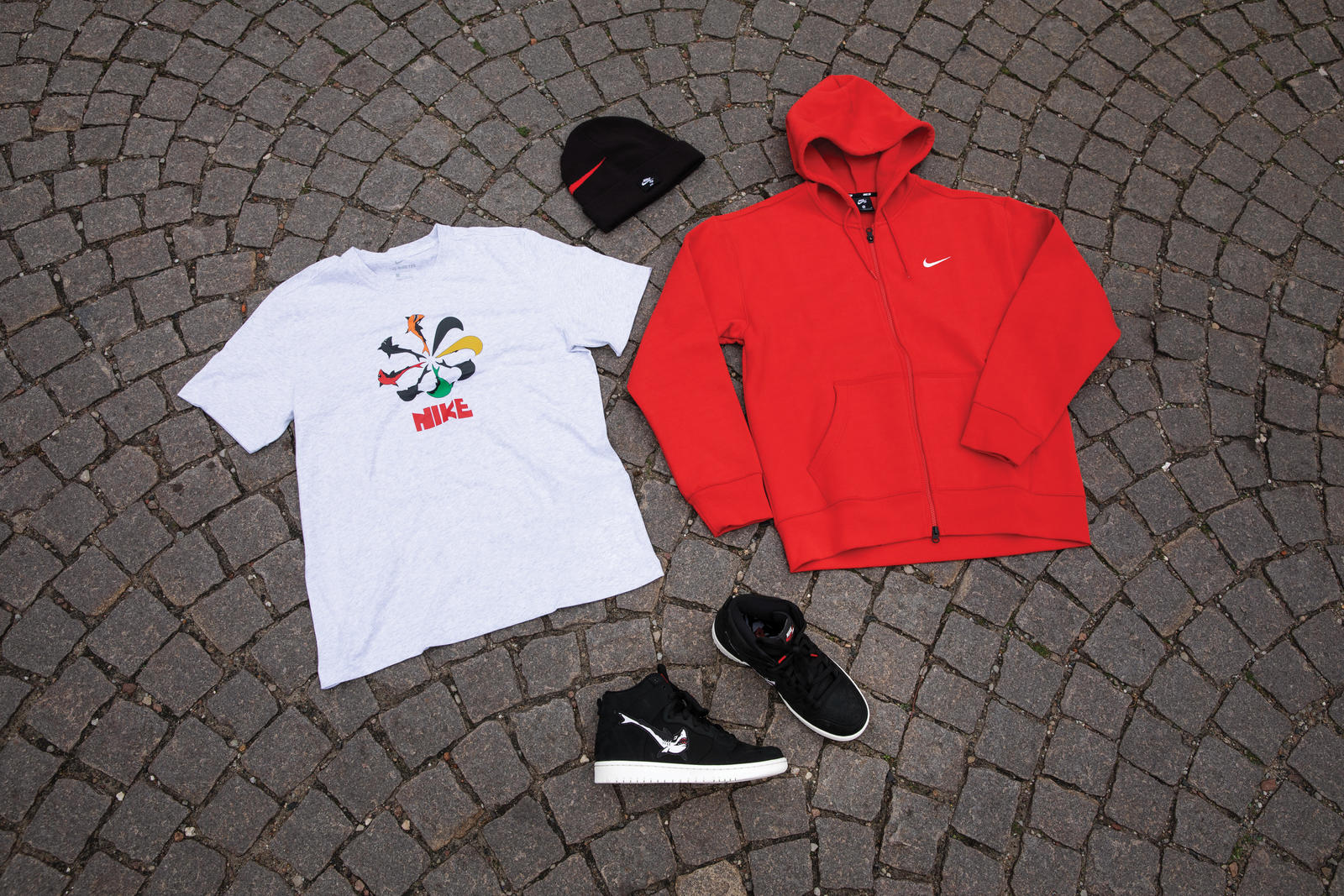 Nike SB x Oski Orange Label