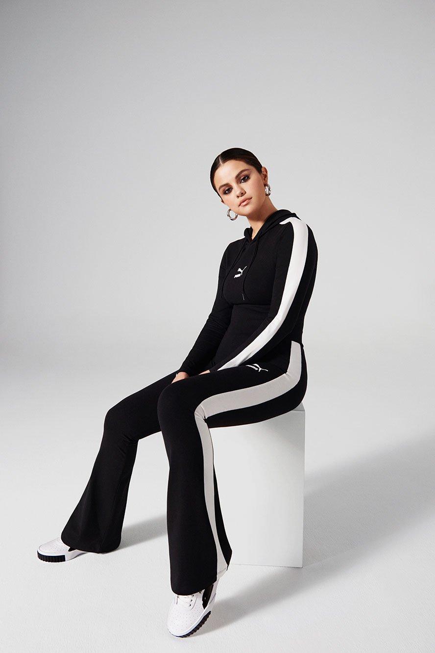 Puma Cali Brushed worn by Selena Gomez