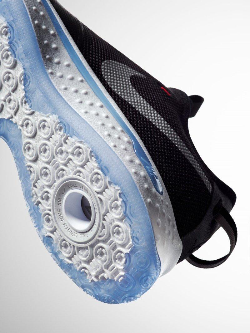 Nike PG4: suela y mediasuela