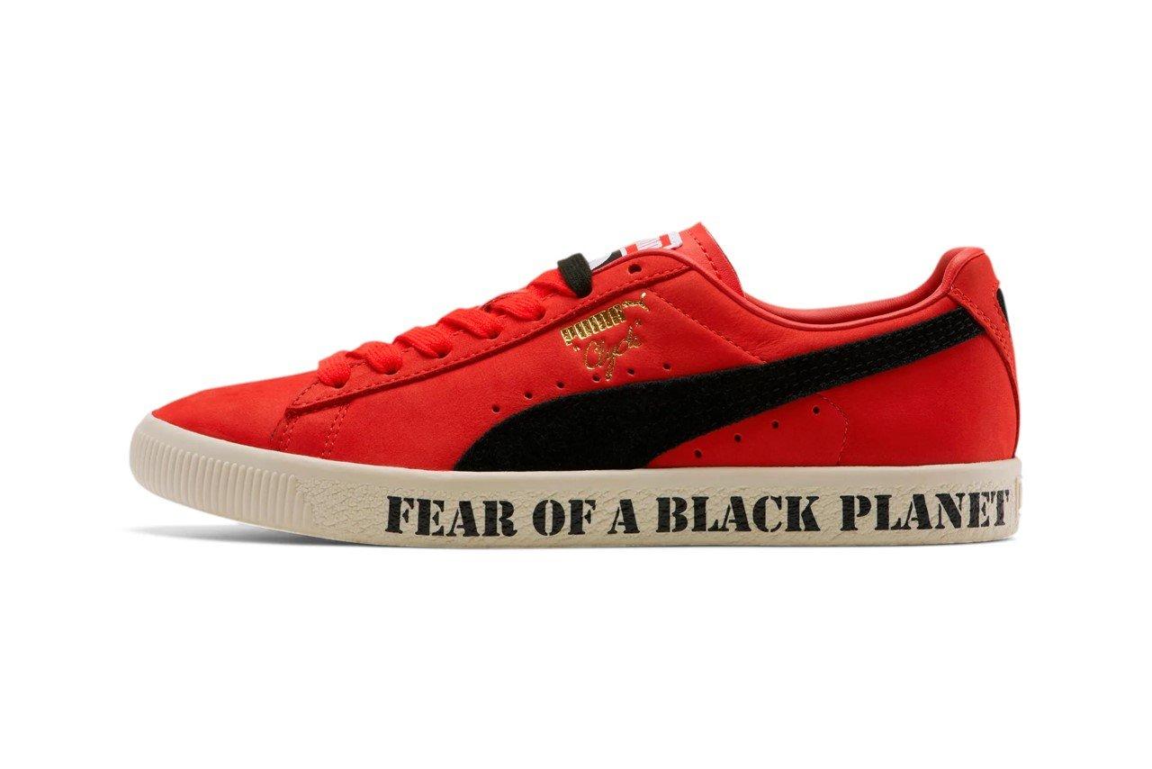 Puma Fear of a Black Planet