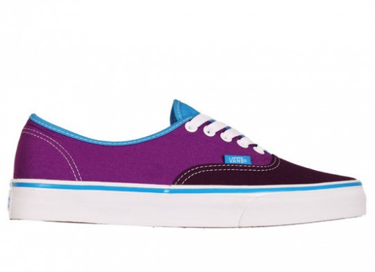 Vans Authentic 2 Tone - 'Un-Parra' Pack