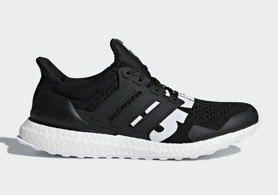 Release Date: UNDEFEATED x adidas UltraBOOST