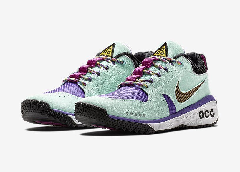 Release Date: Nike ACG Dog Mountain 'Emerald Rise'