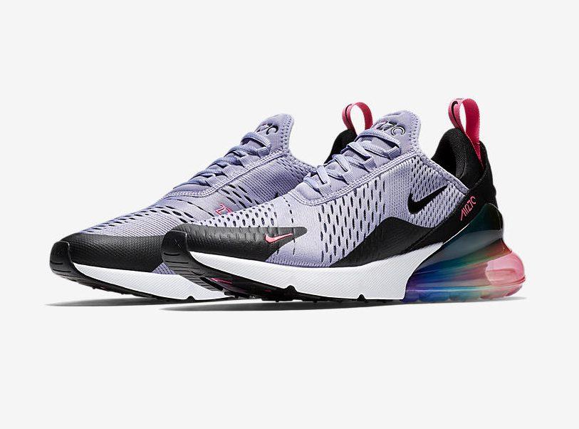 Release Date: Nike Air Max 270 'Be True'