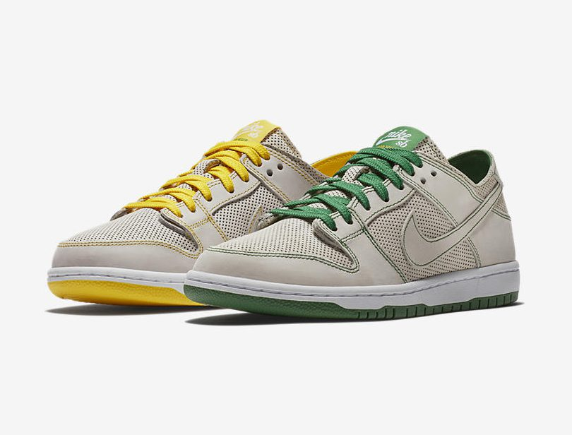 Release Date: Ishod Wair x Nike SB Decon Dunk Low 'Mismatch'