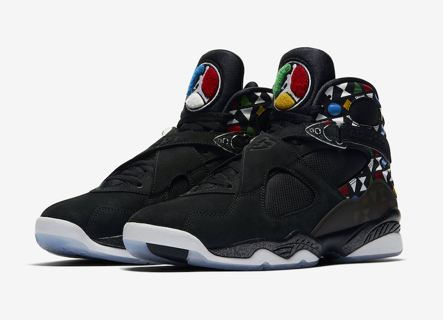 Air Jordan 8 'Quai 54'June 15, 2019