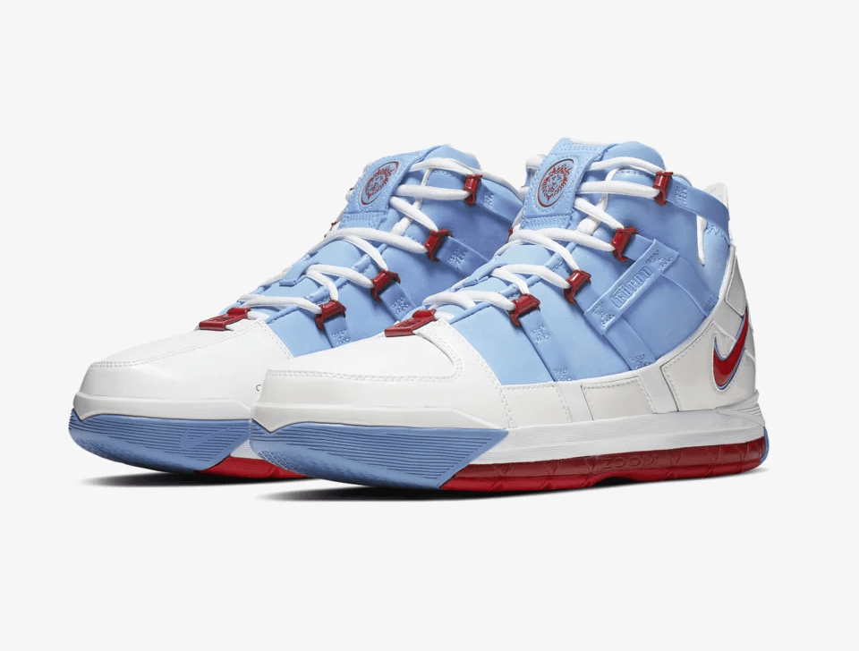Release Date: Nike Zoom LeBron 3 'Houston'