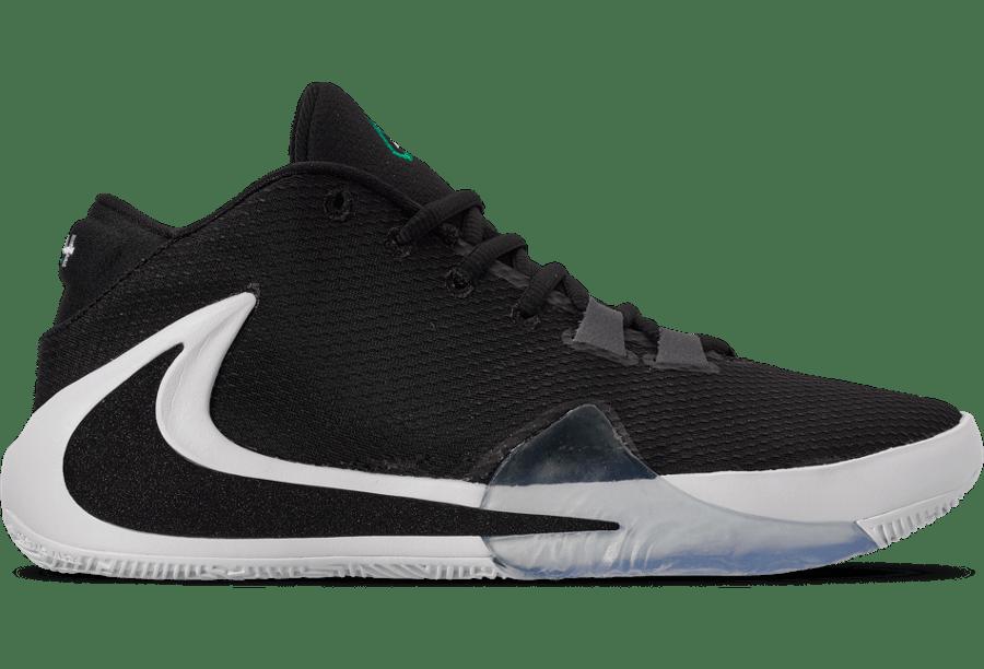 Release Date: Nike Zoom Freak 1 'Black/White/Lucid Green'