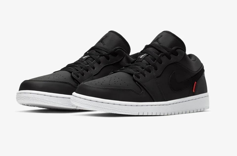 Release Date: Air Jordan 1 Low 'PSG'