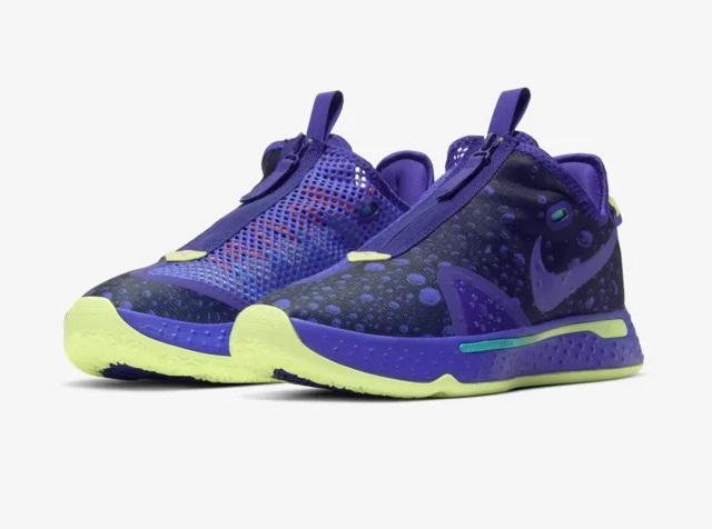Release Date: Nike PG 4 'Gatorade Gx'