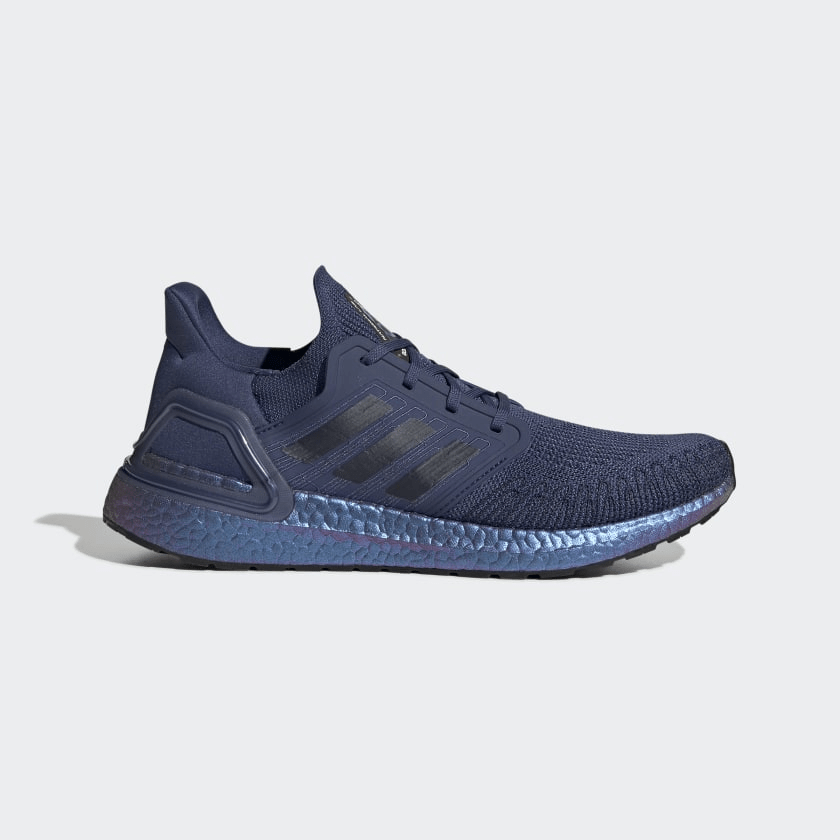 adidas UltraBOOST 20 'Legend Ink/BOOST Blue Violet'