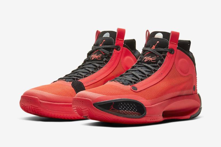 Air Jordan 34 Infrared 23