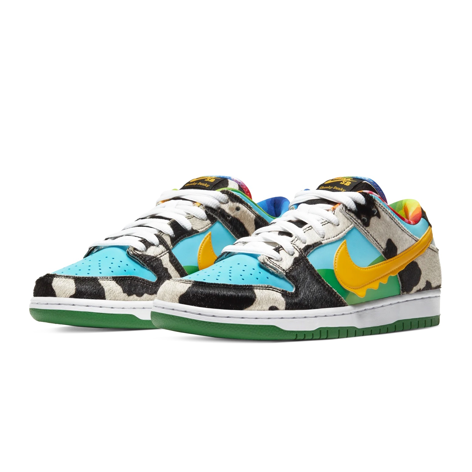 Release Date: Ben & Jerry's x Nike SB Dunk Low 'Chunky Dunky'