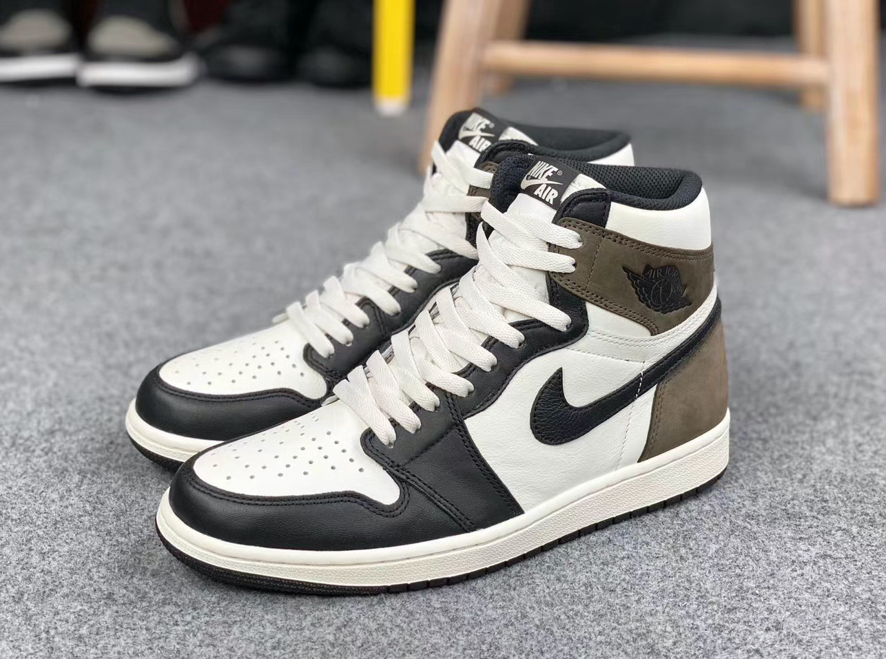 Release Date: Air Jordan 1 High 'Dark Mocha'