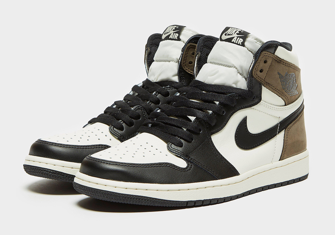 Air Jordan 1 High 'Dark Mocha'October 31, 2020