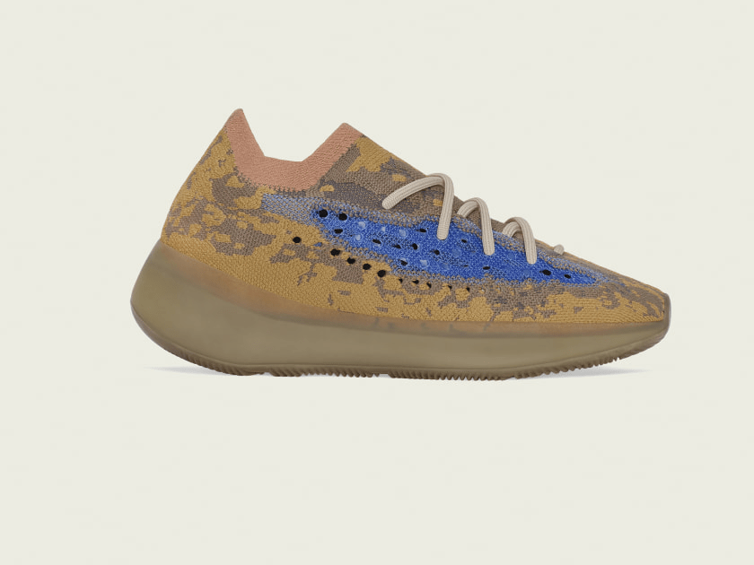 adidas Yeezy BOOST 380 'Blue Oat'July 25, 2020