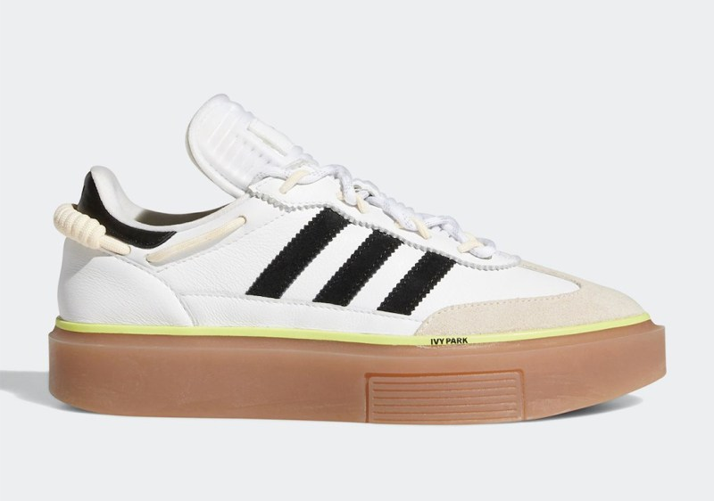 Ivy Park x adidas Super Sleek 72 White Core Black Ecru Tint