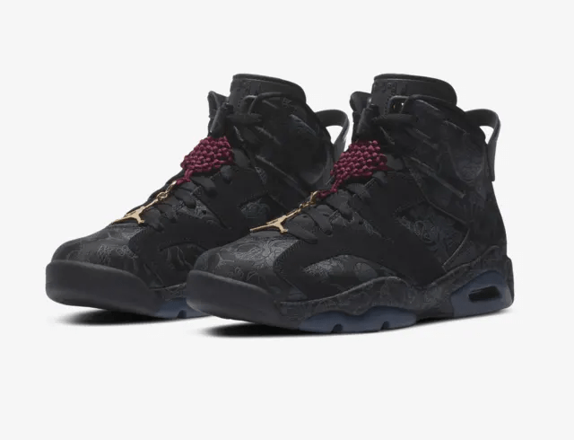 Women's Air Jordan 6 Singles' Day