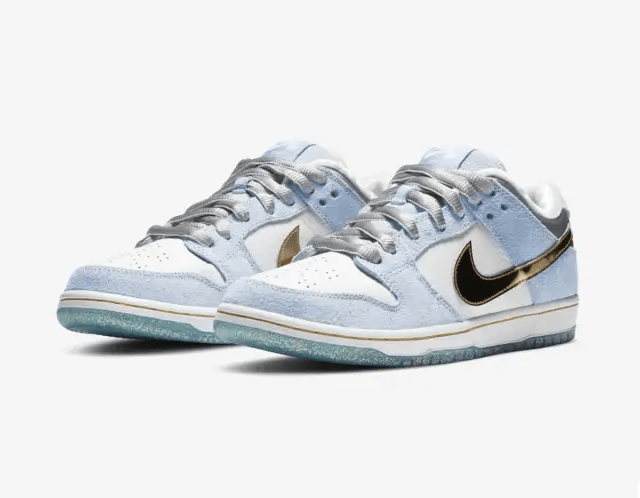 Sean Cliver x Nike SB Dunk Low Holiday Special