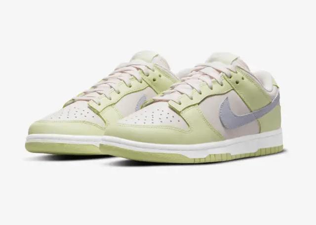 Nike Dunk Low 'Light Soft Pink'July 31, 2021