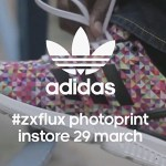 "ADIDAS ZX FLUX ""PHOTO PRINT"" PACK"