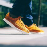 NIKE MAYFLY WOVEN 'CURRY'